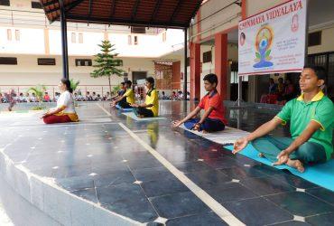 International Yoga Day Celebration 21.06.2018
