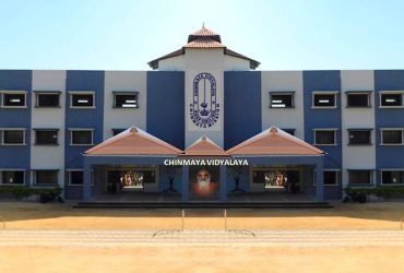 Infrastructure of Chinmaya Vidyalaya