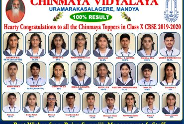 Result of Class X CBSE Stream 2019-20